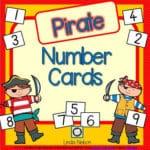 Pirate Day Math Games