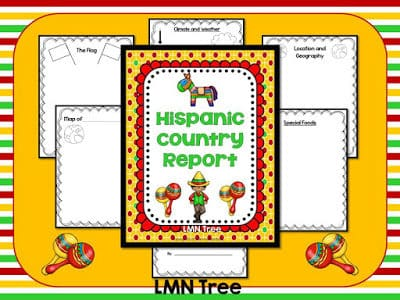 Celebrating Hispanic Heritage Month with a Country Report
