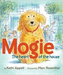 Book Activity for Mogie: The Heart of the House