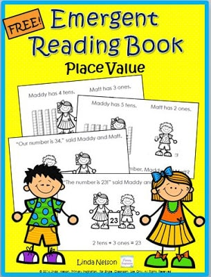 Emergent Reader About Place Value