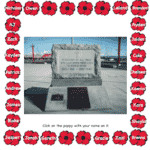 Remembrance Day/Veterans Day Attendance Activity