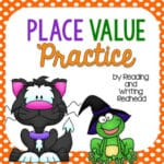 Halloween Place Value Practice