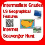 Free Geography Internet Scavenger Hunt
