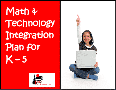 Year Long Math and Technology Integration Plan