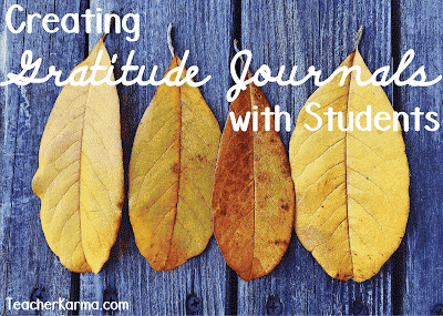 Gratitude Journal Printables