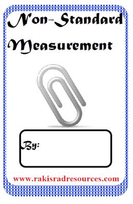 Non-Standard Measurement Book