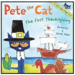 Pete The Cat's First Thanksgiving Puzzle Game