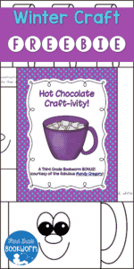 FREE Winter Craft for Hot Chocolate!