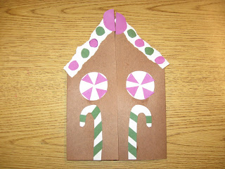 Personification: Conversation with a Gingerbread House