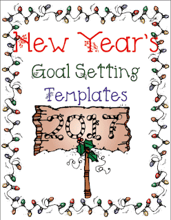 New Year's Goal Setting Template