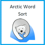 Vocabulary Builders with an Arctic Animal Theme