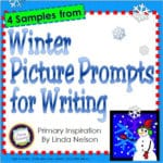 Snowy Day Writing with Picture Prompts