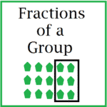 Fraction Quizzes: Fractions of a Group
