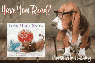 Toys Meet Snow Free Book Companion Lesson