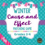 Winter Cause and Effect Game
