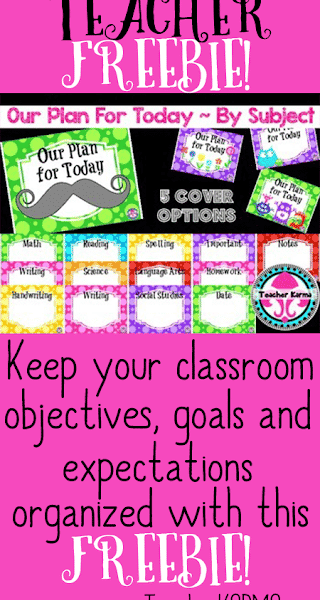Classroom Expectations & Planning Kit