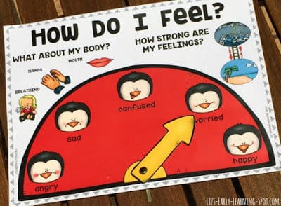 How Do I Feel?: An Emotions Chart