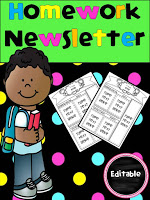 Homework Helper-How to Organize your weekly Homework assignments