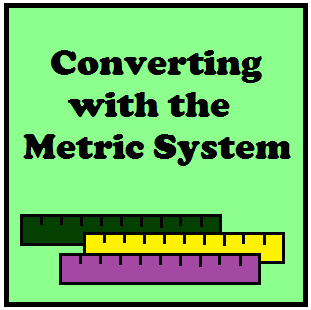 How To Make Metric Conversions Classroom Freebies