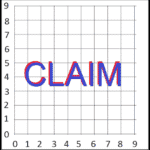 A Coordinate Graphing Game — Claim
