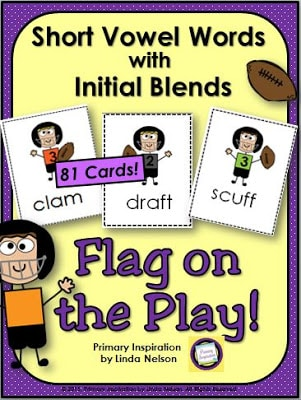 Get Ready for Some Super (Word Work) Football!