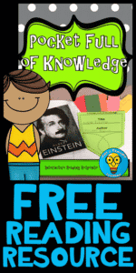 FREE Reading Response FUN to Build Comprehension