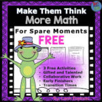 Free Math for Spare Moments