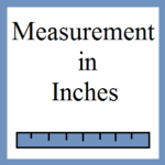 Math Center Printable: Estimate and Measure Inches