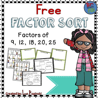 Free Factor Sort