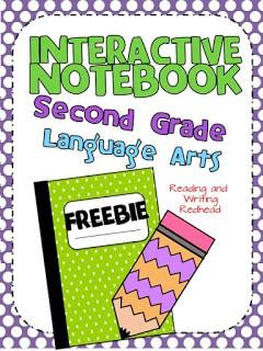 Language Arts Interactive Notebook Activities