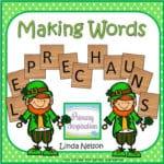Making Words: Leprechauns!