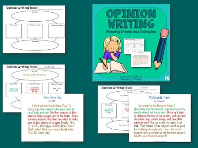 freebie, graphic organizer