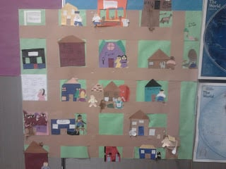Settlers Bulletin Board and Writing Project