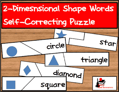 Free Shape Word Puzzle