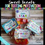 Sweet Treats for Testing Motivation