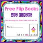 FREE Color Flip Book!