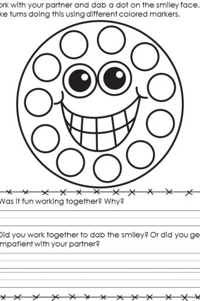 Sea of Knowledge's Free Social Skills Partner Activity Game