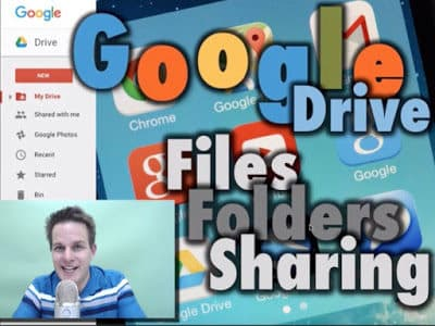 Google Drive Share & Collaborate Video