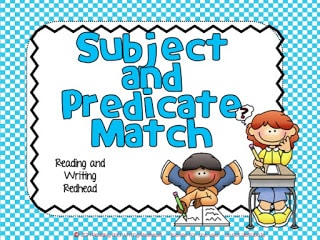 Practice with Subjects and Predicates