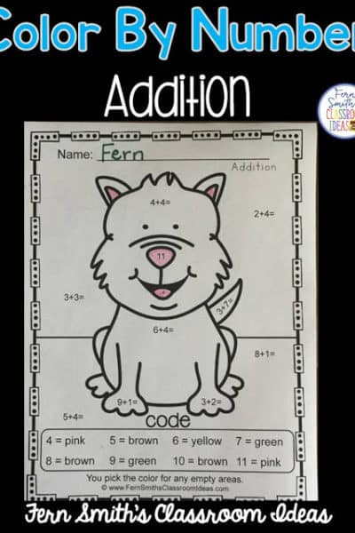 Looking For Something Fun to Review Addition?