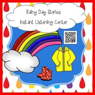 Free QR Coded Listening Center