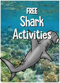 Free Shark Week Activities