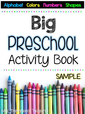 Free Preschool Letter Activities