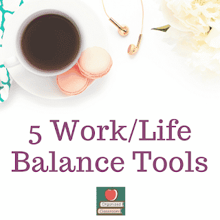 Do you have work and life balance? Do you know what the secret is? Maybe we should stop striving for something that actually might make us LESS effective. Includes a freebie poster and additional list download too!
