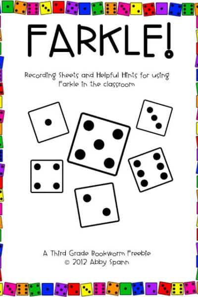 Summer Farkle Fun!