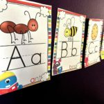 Sea of Knowledge's Free Back to School Alphabet Posters