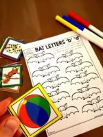 Sea of Knowledge's Free ESL Literacy and Math October Centers