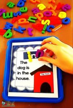 Sea of Knowledge's Free High Frequency Words Sentence Posters