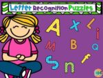 Polka Dot Alphabet Puzzles