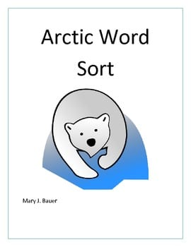 Poetry Using Content Vocabulary -- Arctic Animals